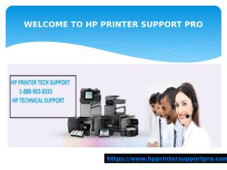 NEVER IGNORE HICCUPS OF HP PRINTER AND GET REMEDY FROM SUITABLE COMPANY-PPT.pptx