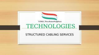 structured cabling services.pptx