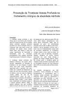 [Artigo] Trombose e Obesidade Móbida.pdf